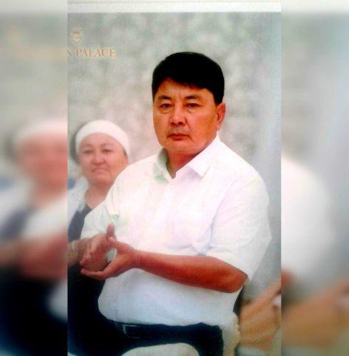 Көк-Бел айыл өкмөтүнүн башчысы Асылбек Айткулов