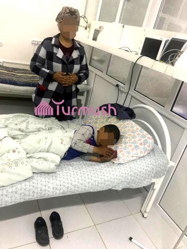 8-летний кыргызстанец, которого забрали на территорию анклава Ворух