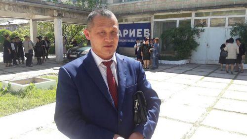 Мендерман Элеманов