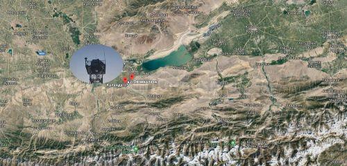 Село Максат Кулундинского айыл окмоту