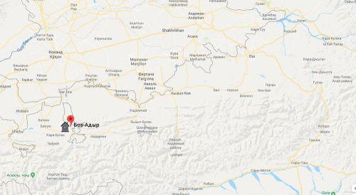 ограбление в селе Боз-Адыр