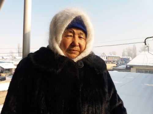 Үмүт Кермакунова , Ат-Башы айылынын тургуну