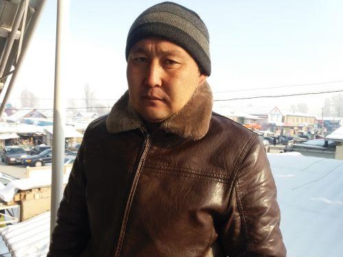 Иличбек Тилекматов,  Ат-Башы айылынын тургуну