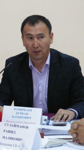 Буркан Темирбаев