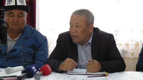 Кочкорбай Амадалиев