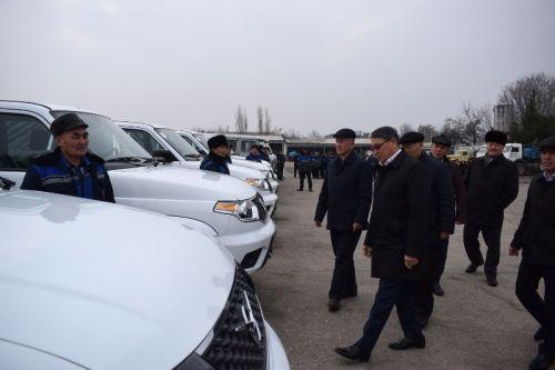 «Кыргызнефтегаз» (1)