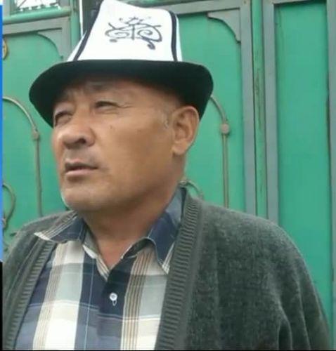 Матмуса Мырзакматов