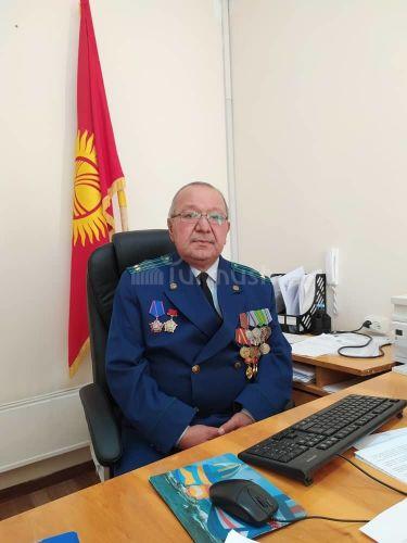 Калыбек Жаманкулов
