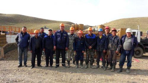 «Кыргызнефтегаз» (3)