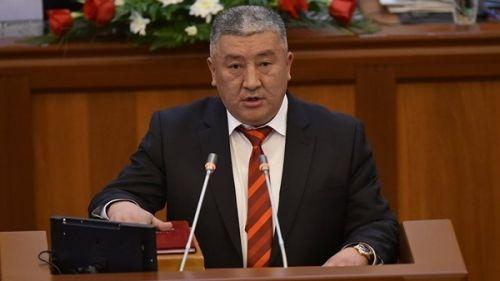 Жыргалбек Калмаматов