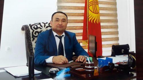 Мэр Ильяз Еркеев