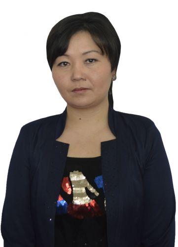 Касымбекова Назира