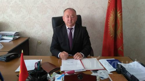 А.Жузупбеков