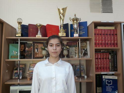 Камилла Азимова