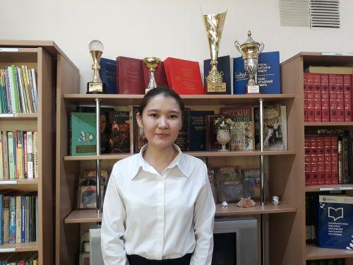 Аяна Шаршеева