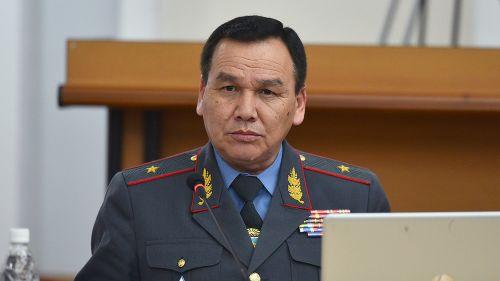ДЖУНУШАЛИЕВ Кашкар