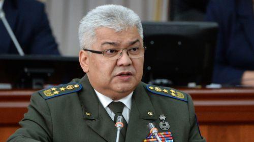 ОПУМБАЕВ Орозбек