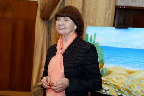 Суслова Светлана