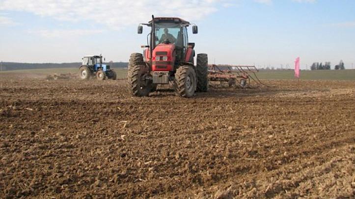 На начало марта наличие дизоплива для проведения весенне-полевых работ составило 43,9% от потребности, бензина — 45,4%