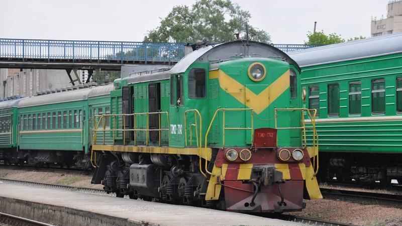 Нацстатком отмечает рост тарифов на железнодорожные грузоперевозки