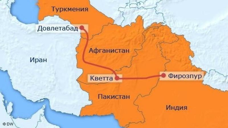 Иран засомневался в ТАПИ и предложил поставлять туркменский газ в Пакистан