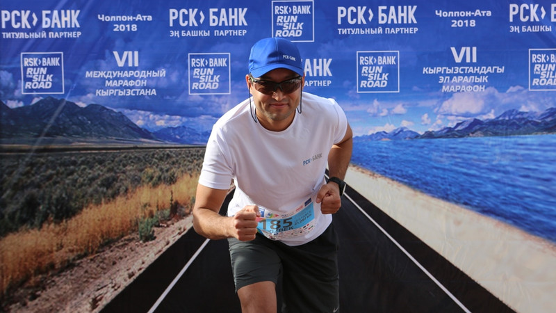 PR: Крутой марафон «RSK Bank Run the Silk Road 2018». Как это было?! — Tazabek