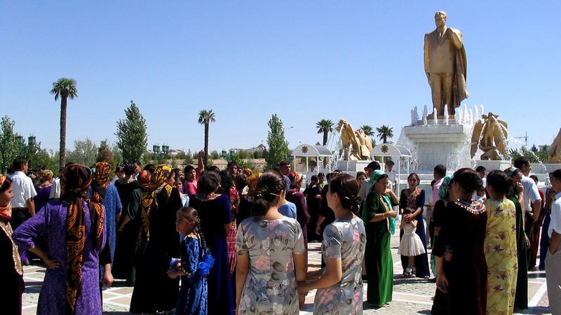 Ашхабад стал первым городом-миллионником в Туркменистане