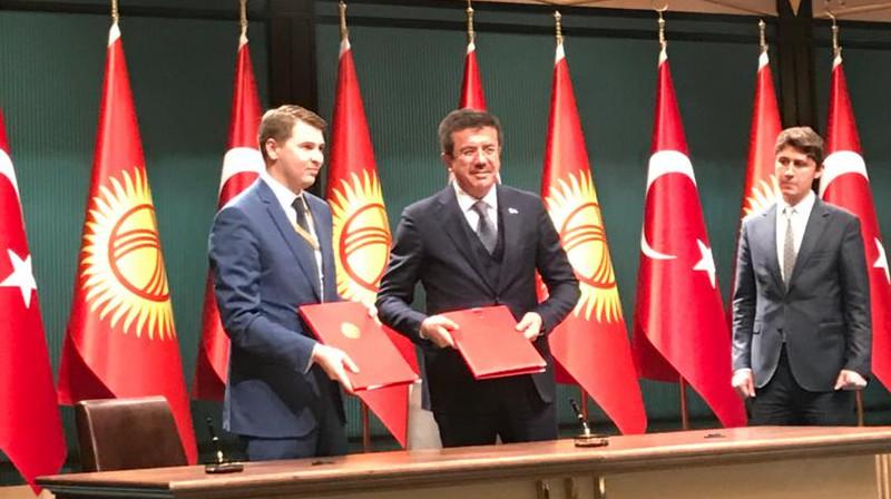 В ходе визита С.Жээнбекова в Турцию было подписано соглашение о защите инвестиций, - Минэкономики