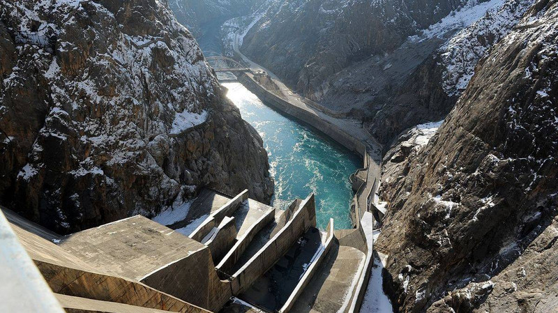 С 25 апреля Токтогульское водохранилище наполнилось на 279 млн кубометров