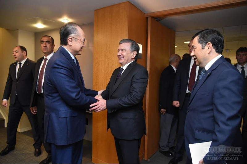 Всемирный банк выделит Узбекистану займ в $940 млн для новых проектов