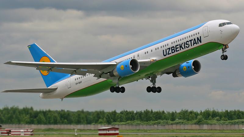 Узбекистан и Кыргызстан увеличат число авиарейсов