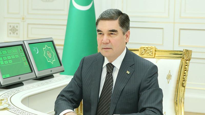 Бердымухамедов поручил наращивать поиск новых месторождений нефти и газа