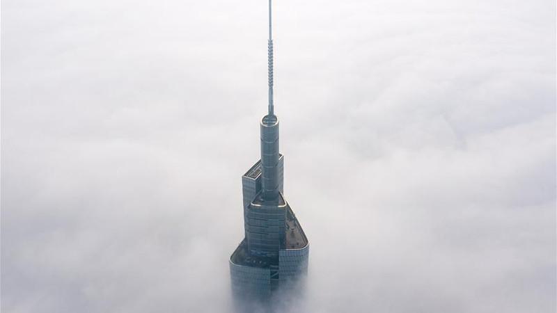 """Результат пошуку зображень за запитом """"Аномальный туман в Китае"""""""