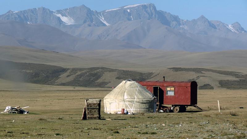 Майнинг в юрте: Токтогульцы «наловили» Bitcoin на 2 квартиры в Бишкеке — Tazabek