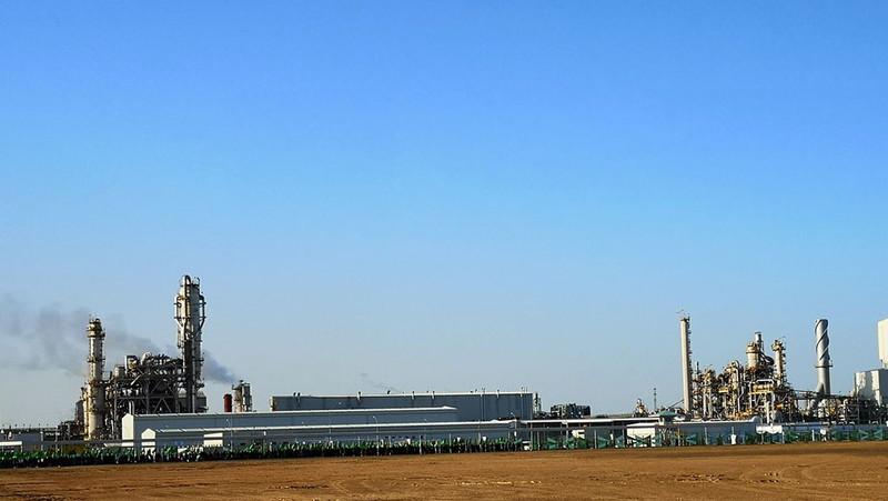 Туркменистан запустил химзавод за $1,5 млрд на побережье Каспия