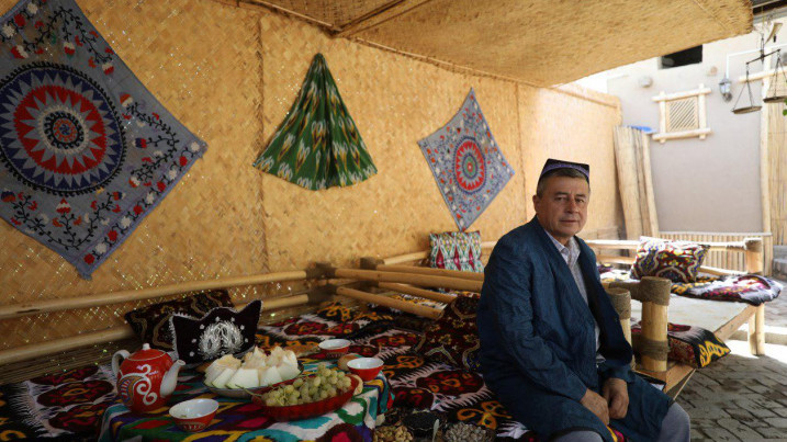 В Узбекистане зарегистрированы первые семейные гостевые дома