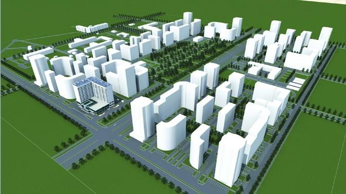 В массиве Арча-Бешик предлагают построить торговый центр — Tazabek 9239d902351