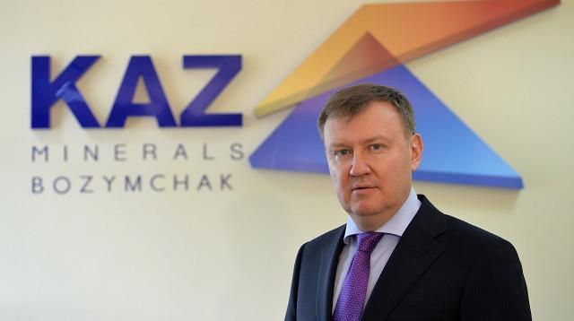 Гендиректора KAZ Minerals Bozymchak Ильяса Тулекеева освободили из-под стражи