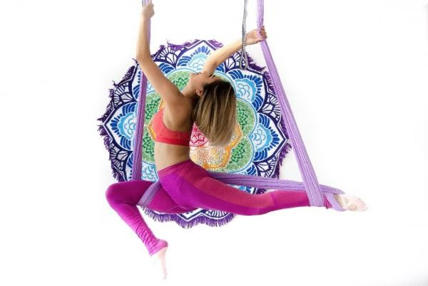 Гимнастика йога для носа
