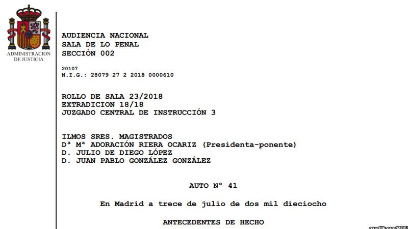Испанский суд вынес постановление об экстрадиции в Узбекистан «преступного соучастника» экс-генпрокурора
