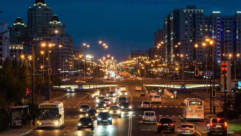 Аким Астаны рассказал о планах по разгрузке магистралей города