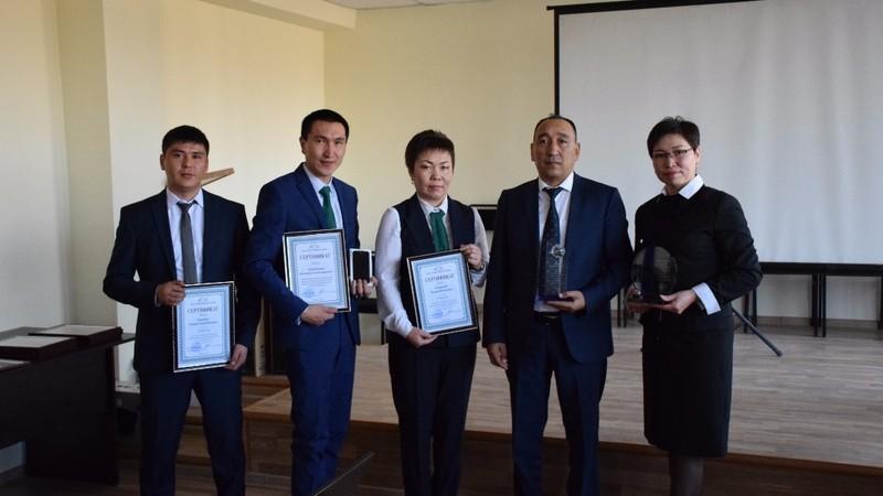 номинации для награждения сотрудников банка