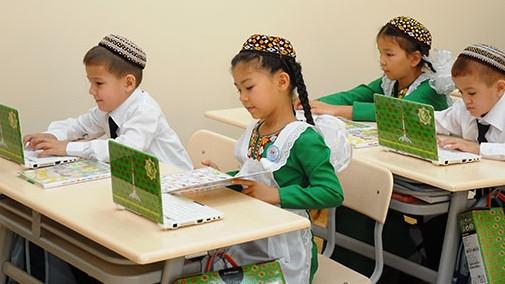 Туркменистан впервые начал производство компьютеров