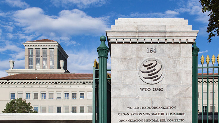 Bloomberg узнал об обсуждении реформы ВТО из-за торговой войны США и Китая