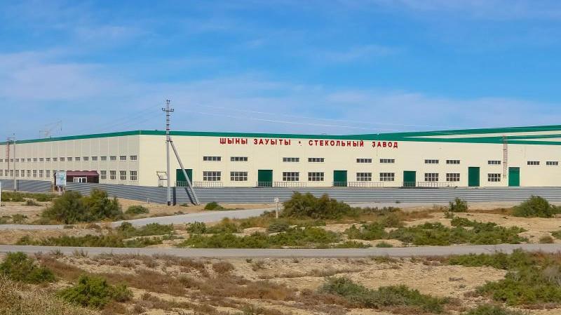 В Кызылорде построят завод по выпуску стекла для смартфонов