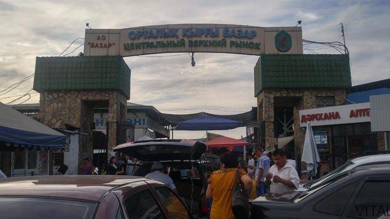 Рынок Шымкента станет туристическим объектом