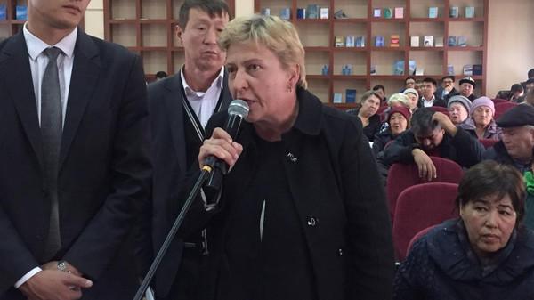 Сексуальные политики кыргызстана