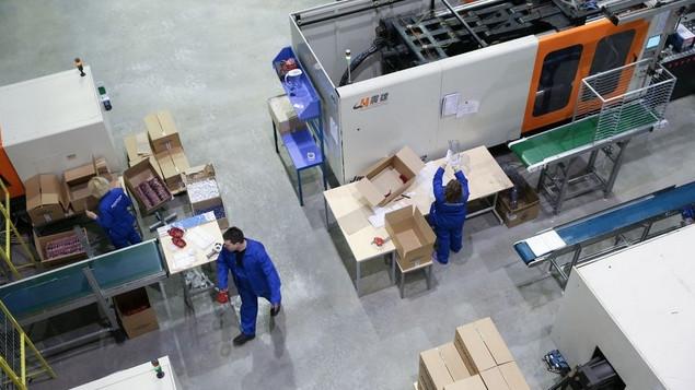 За 3 месяца объем производства промышленной продукции Кыргызстана составило более 57 млн сомов, - Нацстатком