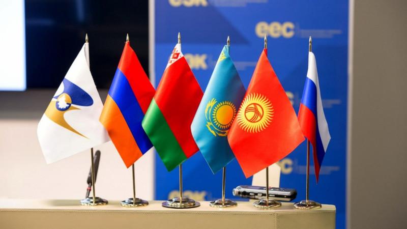 Товарооборот Казахстана со странами ЕАЭС составил более $2,6 млрд