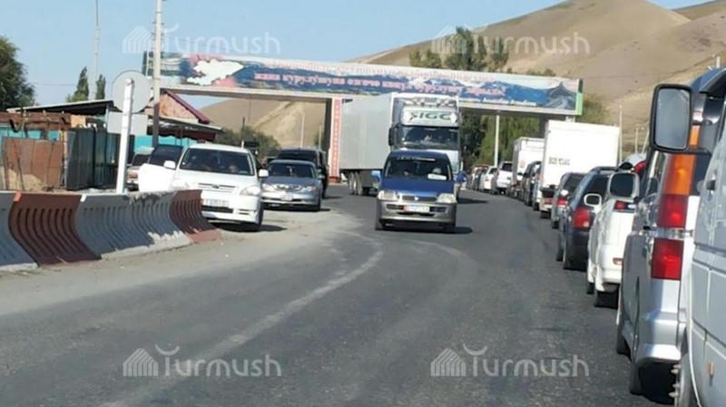 За 3 месяца Налоговая выявила нарушения у 133 предпринимателей, осуществляющих  грузовые перевозки через КПП «Сосновка»